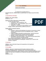 IV.2 - Bactériémies