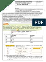 GUIA  # 2 MATEMÁTICAS QUINTO II periodo Relaciones de numeroslistalista.pdf