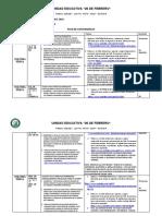 Plan de Contingencia Para Bachillerato 7MA. SEMANA