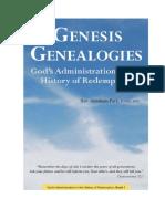 LAS GENEALOGIAS DEL GENESIS - ABRAHAM PARK