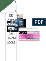 Introduccion a la Tecnologia semana 4