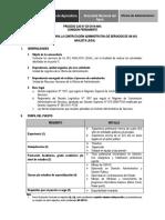 proceso cas n 335-2014-mintra ana