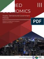 Applied Economics Module 3 (1)