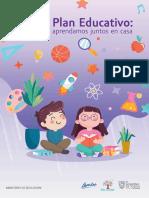 Plan Educativo Aprendamos Juntos en casa.pdf.pdf_Semana8[2909]