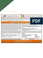 PGDC Admission Notice