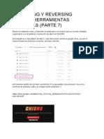 7-EXPLOITING Y REVERSING USANDO HERRAMIENTAS GRATUITAS