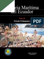 Historia Maritima Ecuador Tomo II Prehispanico