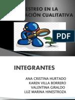 MUESTREO EN LA INVESTIGACIÓN CUALITATIVA, RECOLECCIÓN Y (1).pptx