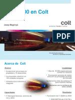 ISO 20000 en Colt Josep Magrinyá