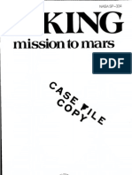 The Viking Mission to Mars