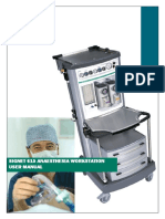 Ulco Signet 615 Anaesthesia Workstation - User manual