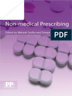 Mahesh Sodha, Soraya Dhillon - Non-medical Prescribing-Pharmaceutical Press (2009)