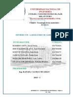 INFORME N° 4 - TECNOLOGÍA DE MATERIALES-1