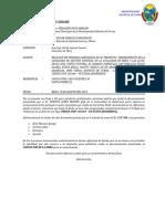 INFORMES N 293  NOTIFICACION AL SUPERVISOR DE LAS PERSONAS ADEUDADAS DE LA OBRA - KOSHIRENI