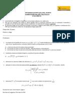 EXAMEN PARCIAL DE CALCULO 3