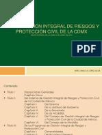 6. PRESENTACION LGIRPC CDMX