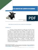Digestão dos alimentos e desenvolvimento do rúmen em bezerros
