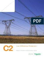C2-Line Differential Protection