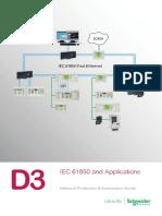 D3  IEC 61850 and Applications