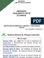 SEGURIDAD SOCIAL RIESGOS LABORALES NUEVA