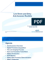 Low Down and Diry - Anti-Forensic Rootkits.pdf