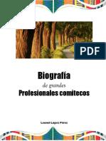 Biografia de Maestros Comitecos