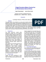 Fast and High Precision Motor Control for High Performance Servo Drives.pdf