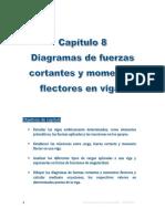 CAP 3 DIAGRAMAS DE CORTANTES Y MOMENTOS