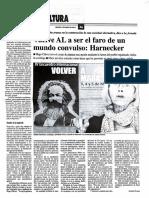 Vuelve AL a Ser El Faro de Un Mundo Convulso