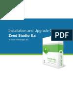 Install Upgrade Guide v8 0