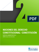 S3 NOCIONES DEL DERECHO CONSTITUCIONAL-CONSTITUCIÓN