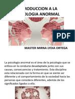 Introduccion a la Psicologia Anormal (Ceiba)