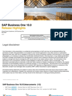 SAP_Business_One_10.0_Highlights