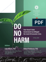Do No Harm report