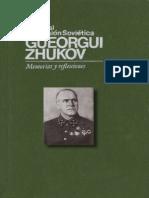 Memorias y reflexiones - Gueorgui Zhukov.epub