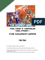 Voltes V versus Voltron