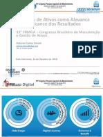 Antonio Derani - A Gestão de Ativos como Alavanca para o Alcance dos Resultados