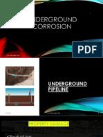 Underground Corrosion S2 Tgl 29 April