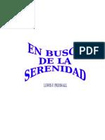 LIBRO - Serenidad