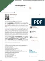 Biografía de Claude Lévi-Strauss - quién es, información, obras, historia, vida, biografía resumida, quién fue, resumen