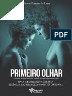 Livro PRIMEIRO OLHAR Capa do livro em PDF 08 CAP