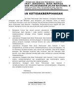KEBIJAKAN KETIDAKBERPIHAKAN.doc