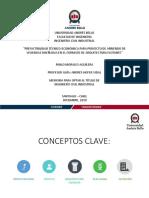 Presentación Memoria Prefactibilidad Ingeniería Civil Industrial - Pablo Morales A.