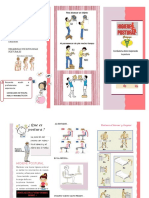 higiene postural