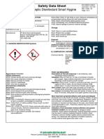 MSDS-DISINFECTANT