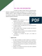 PERFIL DE LOS DOCENTES.docx