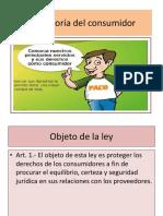 DEFENSORIA DEL CONSUMIDOR