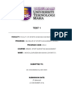 SRB455 TEST 1