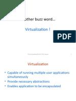 1virtualization basics