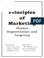 Market Segmentation and Targeting.docx